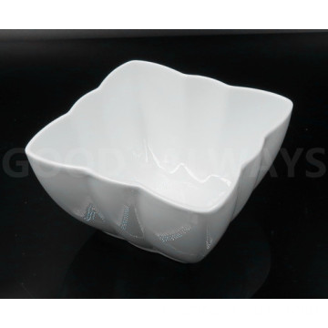 New Bone China Bowl, Snack Serveerschaal